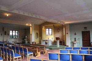 Beaminster Church - Alter